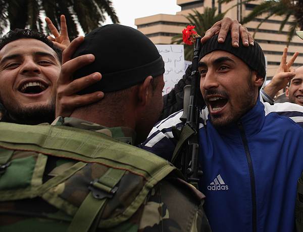Demonstrations Continue In Tunisia As Calls Come For Dissolution Of Ruling Party Photograph by Christopher Furlong