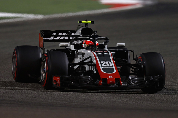 F1 Grand Prix of Bahrain Photograph by Mark Thompson