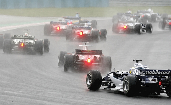 F1 Grand Prix of Hungary Photograph by Mark Thompson
