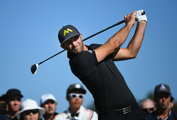 Farmers Insurance Open - Round One Photograph by Donald Miralle