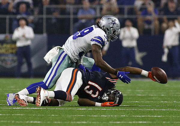 NFL: SEP 25 Bears at Cowboys Photograph by Icon Sportswire
