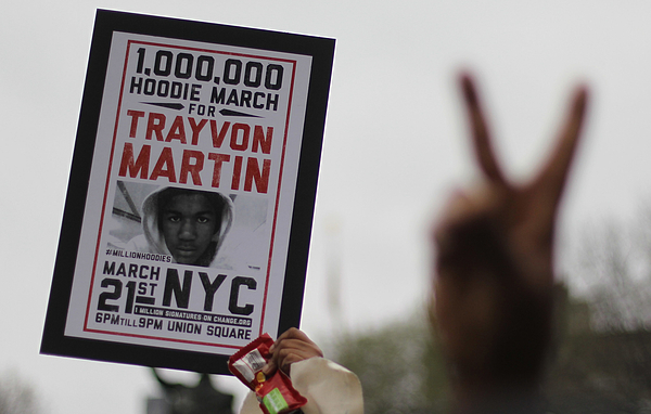 A Million Hoodies March Protests Death Of Trayvon Martin Photograph by Mario Tama