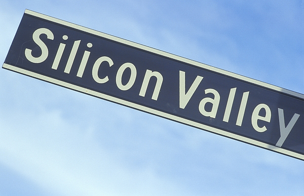 A sign that reads ?Silicon Valley? Photograph by VisionsofAmerica/Joe Sohm