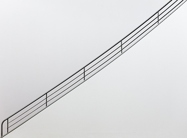 A Simple Staircase Photograph by Christian Beirle González