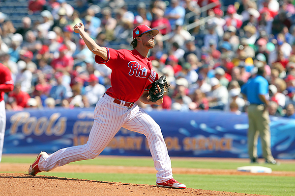 Aaron Nola Photograph by Icon Sportswire