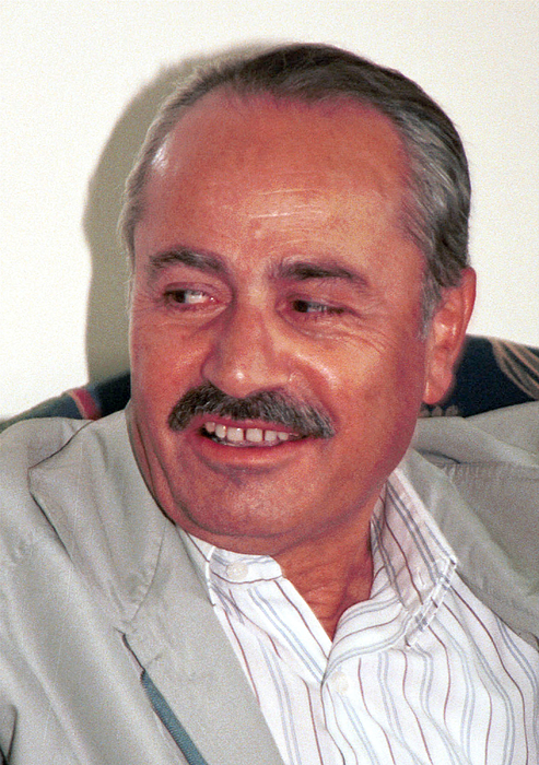 Abu Ali Mustafa Killed in Missile Attack Photograph by Salah Malkawi
