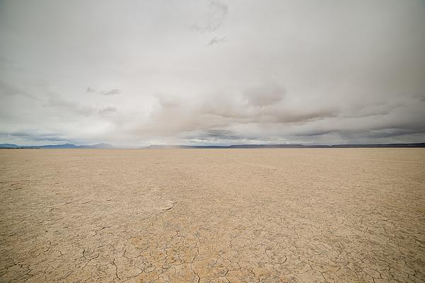 Alvord Desert Playa Photograph by Tyler Hulett