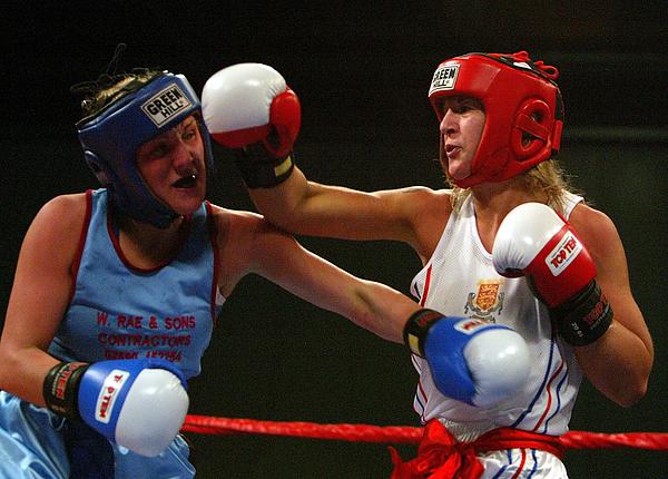 Amateur Boxing Association Finals Photograph by Julian Finney