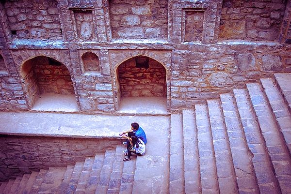 Ancient Romance Photograph by Neha Gupta