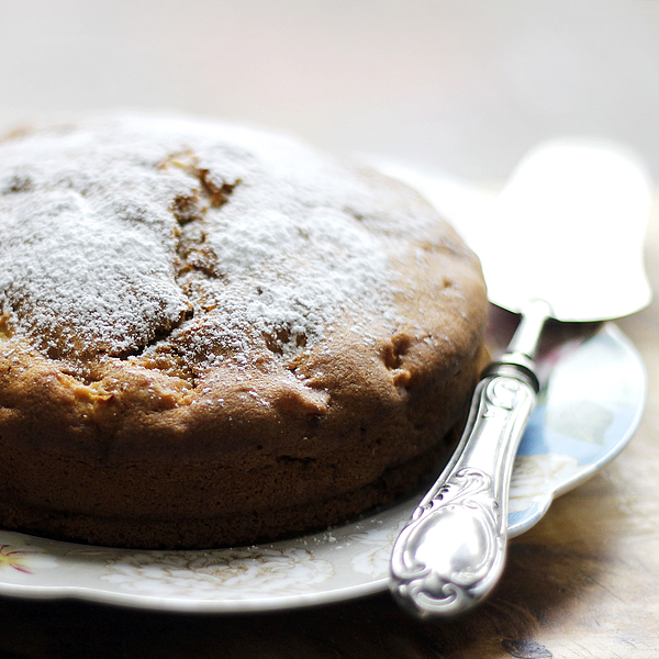Apple Cake Photograph by Gregoria Gregoriou Crowe fine art and creative photography.