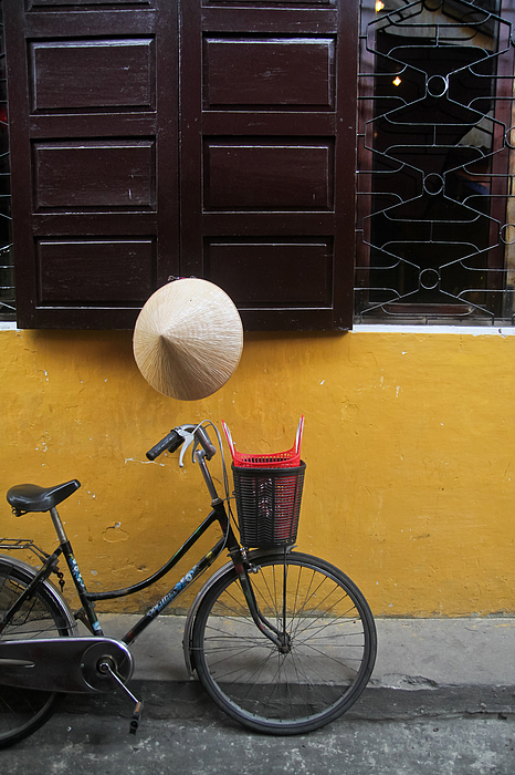 Asian style conical hat in Vietnam Photograph by Vu Pham Van