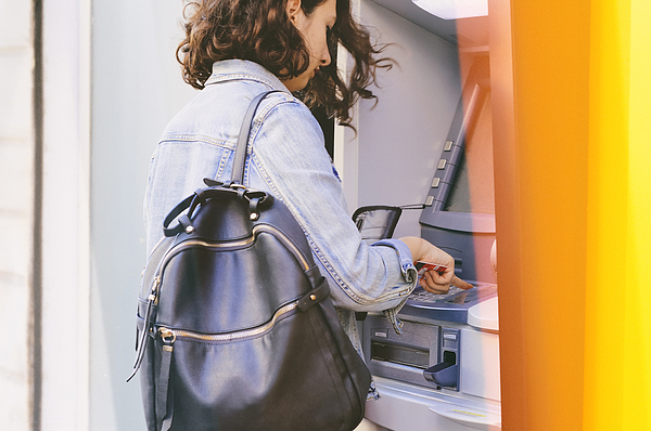 ATM Photograph by Petekarici
