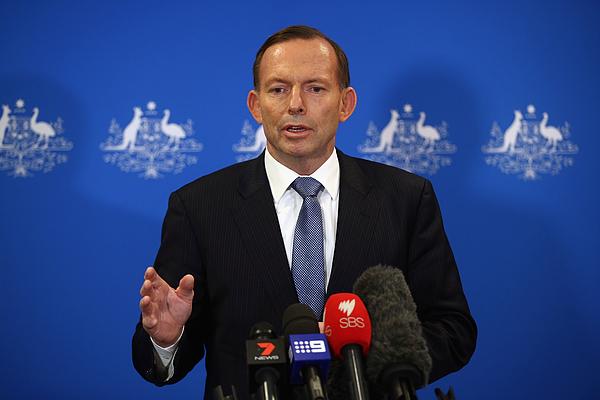 Australian Prime Minister Tony Abbott Visits London Photograph by Dan Kitwood