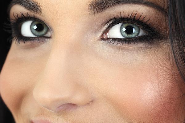 Beautiful eyes Photograph by Vuk8691