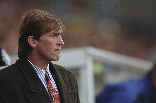 Blackburn Rovers Manager Kenny Dalglish Photograph by Stephen Munday
