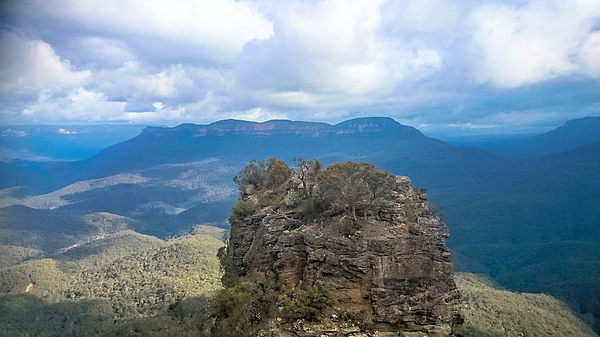 Blue mountains National Park Photograph by (c) HADI ZAHER
