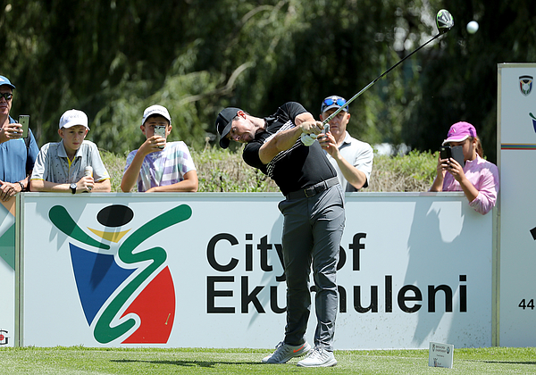 BMW South African Open Championship - Previews Photograph by David Cannon