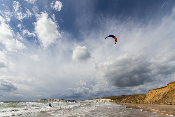 Bright and breezy Photograph by s0ulsurfing - Jason Swain