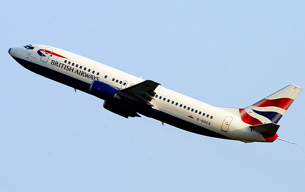 British Air To Release 1st Quarter Results Photograph by John Li