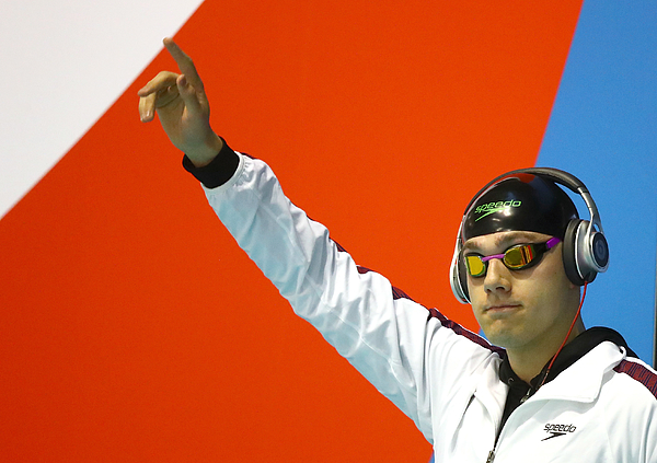British Swimming Championships - Day One Photograph by Clive Rose