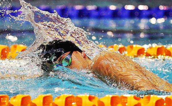 British Swimming Championships - Day One Photograph by Ian MacNicol