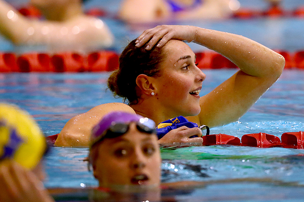 British Swimming Championships - Day Two Photograph by Clive Rose