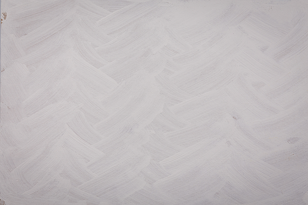 Brushed white painted wall Photograph by R.Tsubin