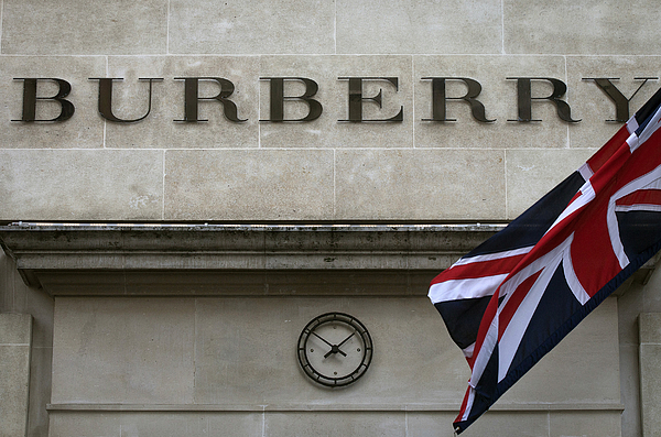 Burberry Group Plc Stores As Results Exceed Estimates Photograph by Bloomberg