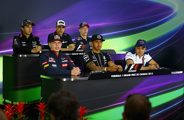 Canadian F1 Grand Prix - Previews Photograph by Clive Mason
