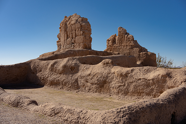 Casa Grande Ruins National Park Photograph by Stephen Couch