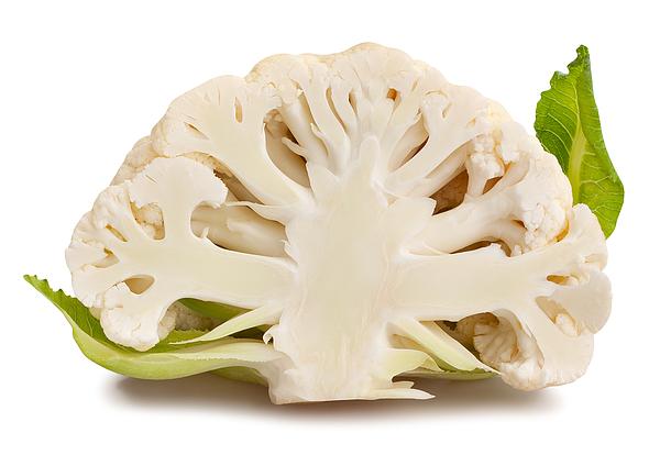 Cauliflower Photograph by Bergamont