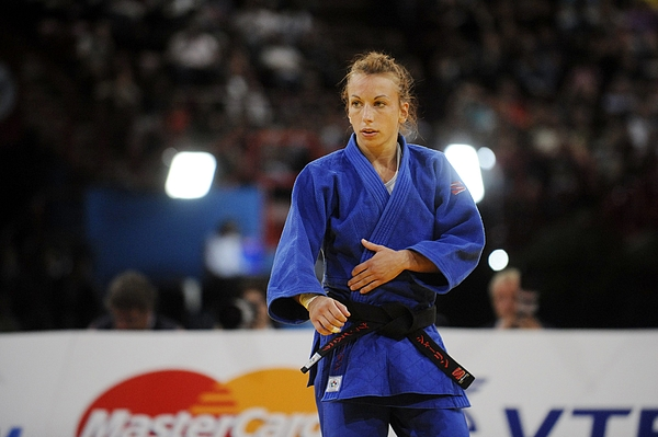 Charline VAN SNICK -  -48kg - 23.08.2011 - Championnats du Monde de Judo 2011 - Paris - Photograph by Icon Sport