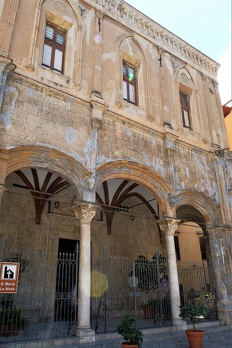 Chiesa di Santa Maria la Nova ,Palermo, Sicily, Italy Photograph by ©Daniela White Images