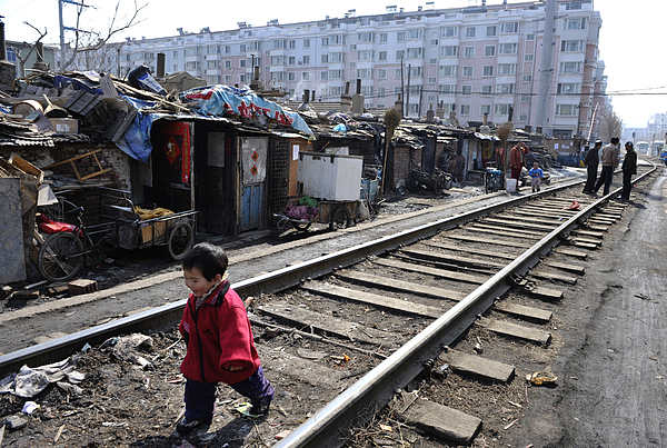 China To Spend Over 4.8 Billion Dollars In Building Low-rent Housing Photograph by China Photos