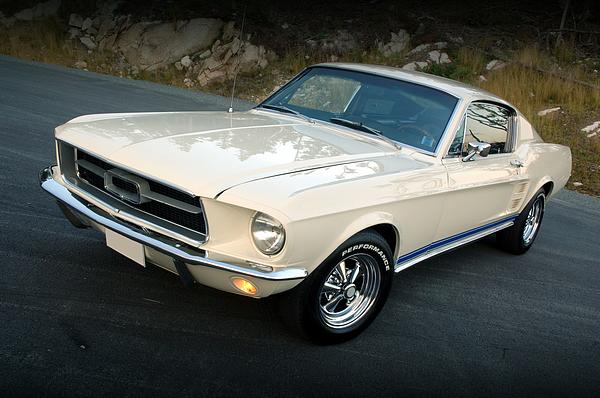 Classic Car Photograph by Shaunl