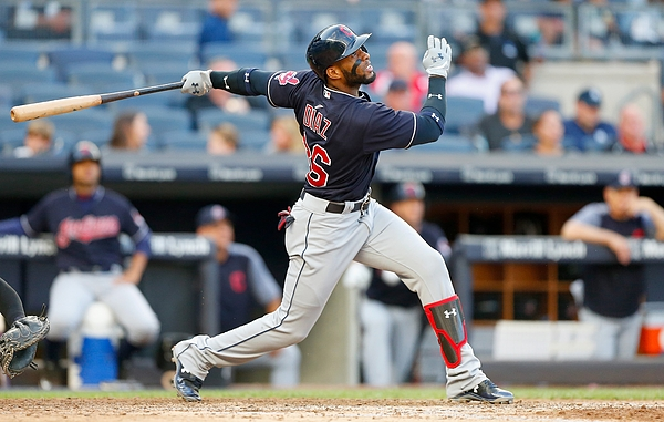 Cleveland Indians v New York Yankees - Game Two Photograph by Jim McIsaac