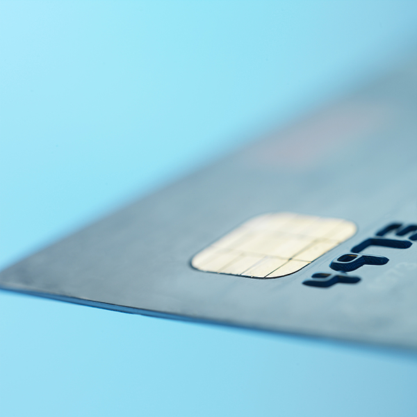 Close-up Of A Credit Card Photograph by Stockbyte