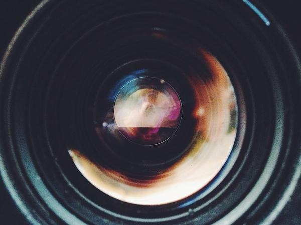 Close-Up Of Camera Lens Photograph by Sinan Saglam / EyeEm