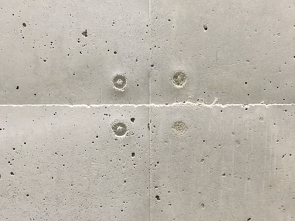 Close-Up Of Concrete Wall Photograph by Paulien Tabak / EyeEm