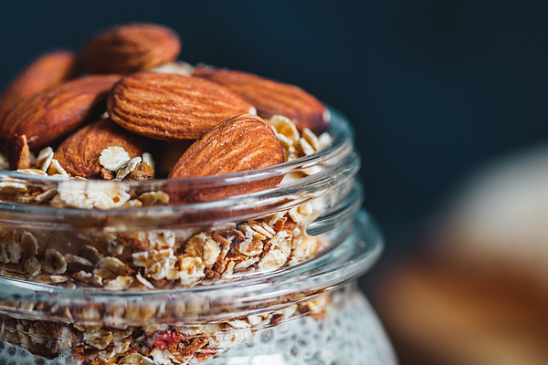 Close-Up Of Dried Fruits In Jar On Table Photograph by Anfisa Kameneva / EyeEm