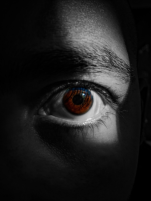 Close-up Of Human Eye Photograph by Alexandru Stoica / EyeEm