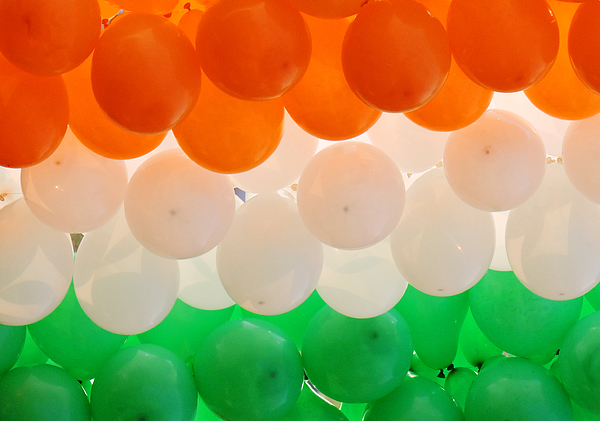 Close-up of multicolored balloons Photograph by Anjandeep Kujur / FOAP