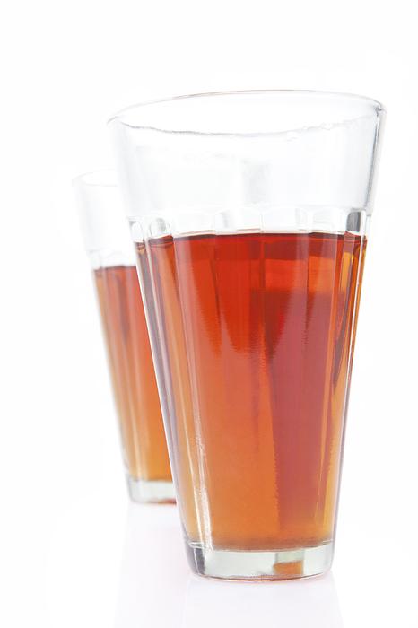 Close-up of tea in glasses Photograph by Ravi Ranjan
