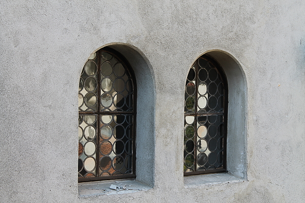 Closed Window Of House Photograph by Stanislav Tcolov / FOAP