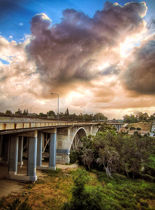 Clouds Over California Photograph by California CPA