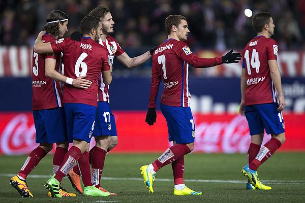Club Atletico de Madrid v Real Sociedad de Futbol - La Liga Photograph by Gonzalo Arroyo Moreno