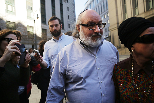 Convicted Spy For Israel Jonathan Pollard Out On Parole Photograph by Spencer Platt
