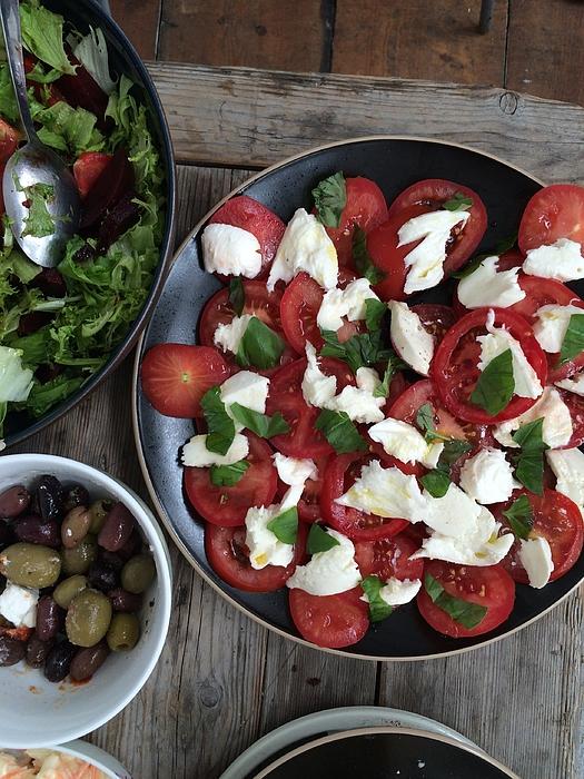 Cool Foods Photograph by Heidi Coppock-Beard