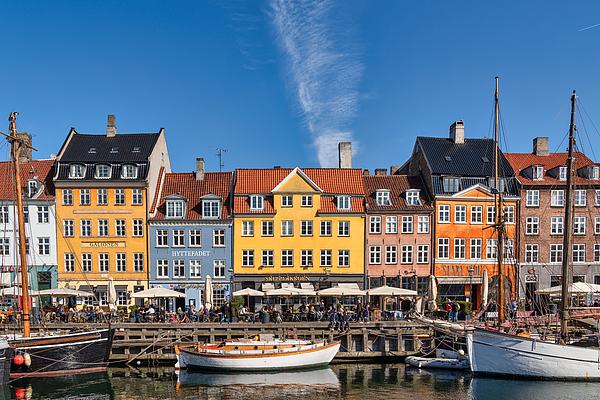 Copenhagen - Tourism Photograph by Mauro Tandoi