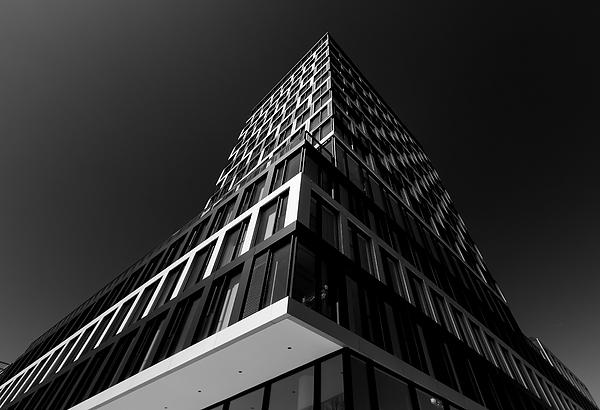 Corner Office Photograph by Anton Schedlbauer